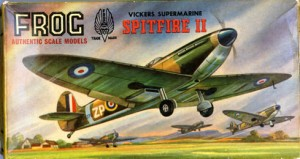 And of course here is Frog's Spitfire 11