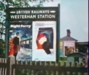 The site dedicated to the history of the Westerham Valley Railway
