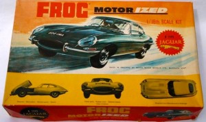 A Frog/Triang version of the E-Type